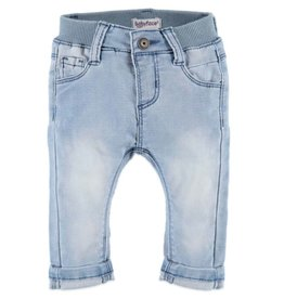 Baby Boy Jogger Denim, Light Wash