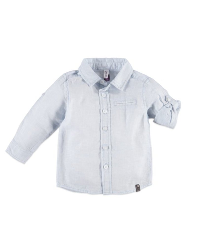 Blue Sky LS Button Down