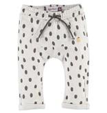 Speckle Dot Sweatpants, Cool Grey Melee