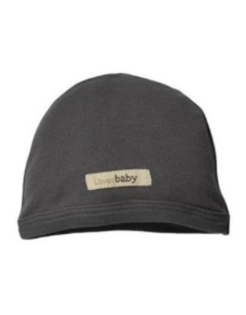 Organic Cute Cap, Gray