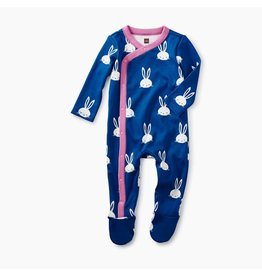 Bunnies Footed Romper