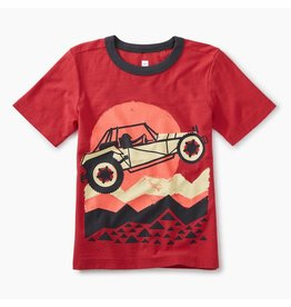 Dune Buggy Raglan Graphic