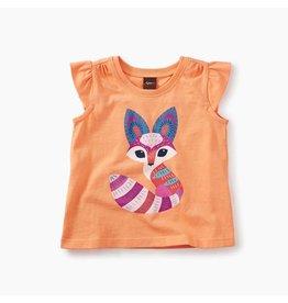 Desert Fox Graphic Baby Tee