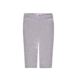 Belly Button Cozy Sheep Stripe Legging, Pink/Blue
