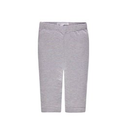 Cozy Sheep Stripe Legging, Pink/Blue