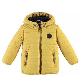 Boys Winter Jacket, Mustard