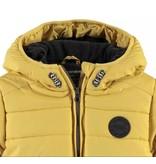 Boys Winter Jacket, Mustard