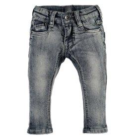 Boys Jogger Jeans, Grey Blue