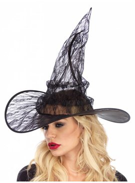 1 Lace Witch Hat