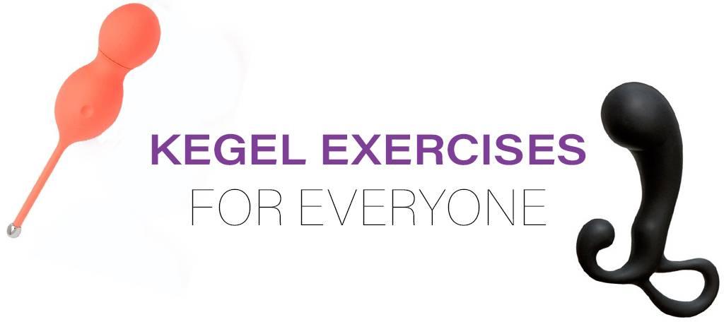 Kegel Exercises for Everyone