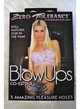 Zero Tolerance Co-Ed Doll