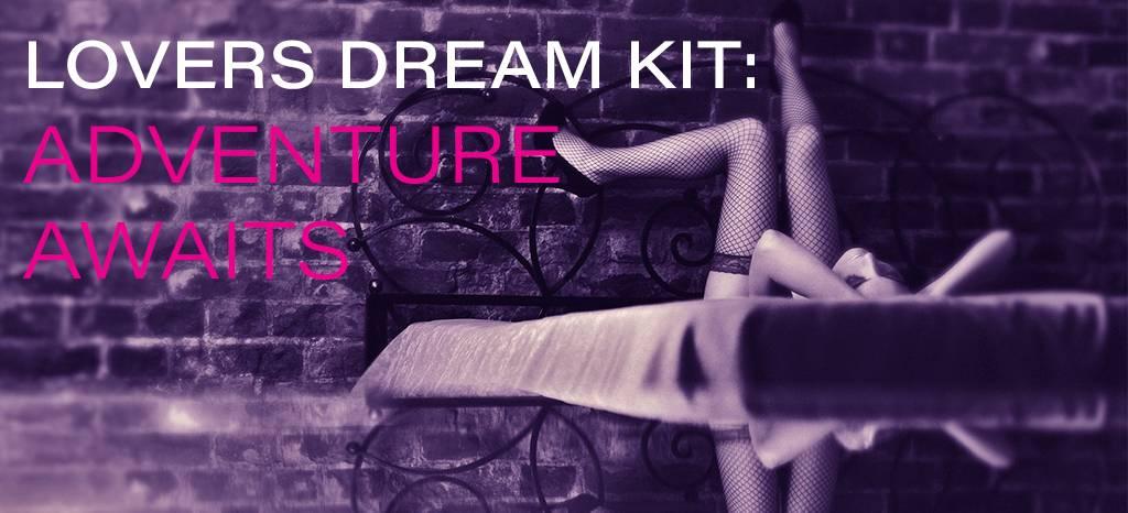 Lovers Dream Kit: Adventure Awaits