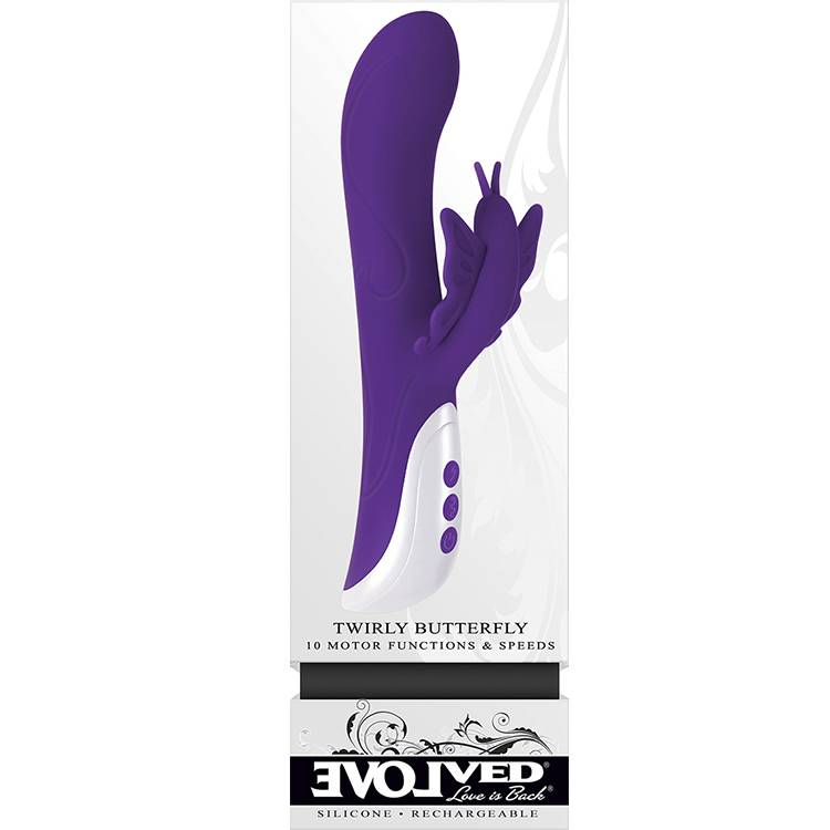 Evolved Novelties Twirly Butterfly