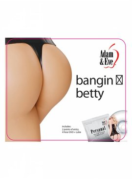 ADAM & EVE Bangin' Betty Stroker