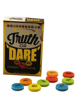 Little Genie Productions Truth or Dare Candy