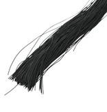 Sportsheets Silicone Black Whip
