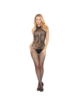 L Body Stockings High Neck Body Stocking