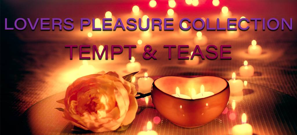 Lovers Pleasure Collection: Tempt & Tease