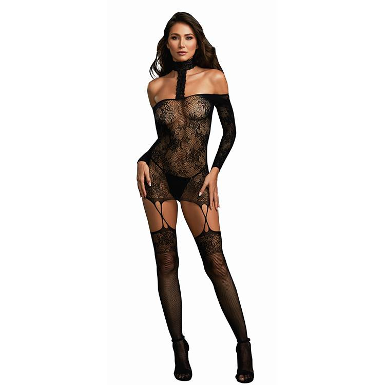 L Body Stockings Reversible Bodystocking