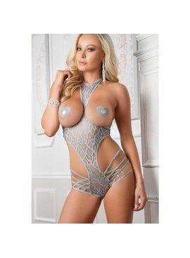 G World Lingerie Silver Lining Teddy