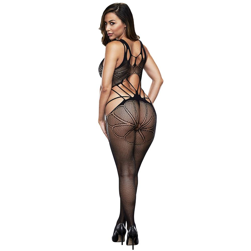 L Body Stockings Double Entendre Bodystocking