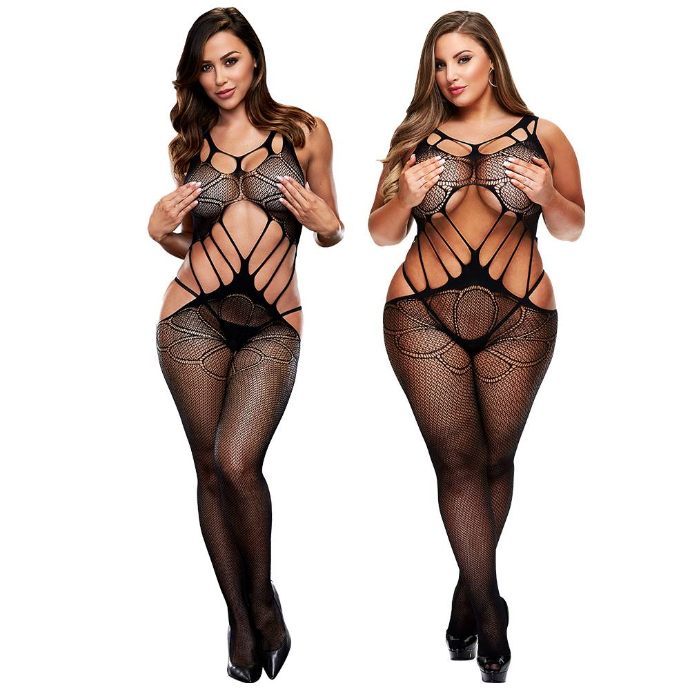 Baci Lingerie Double Entendre Bodystocking