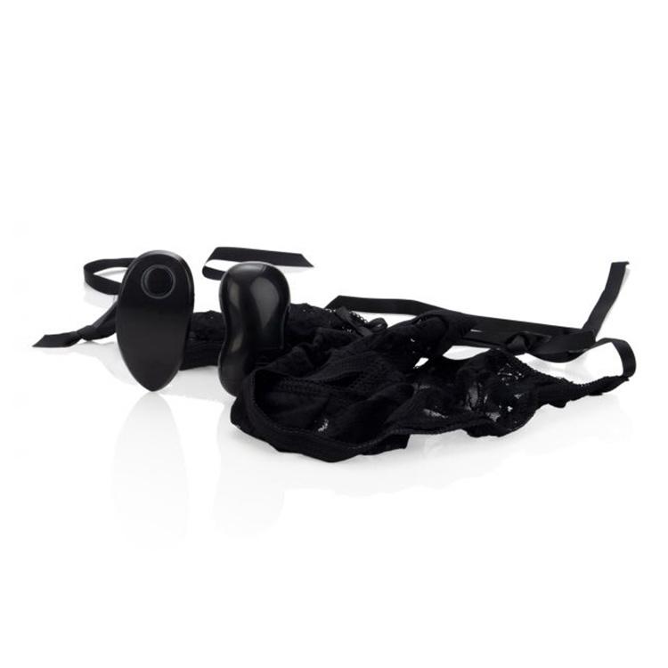 Web Only Product LIttle Blacky Panty Vibrator