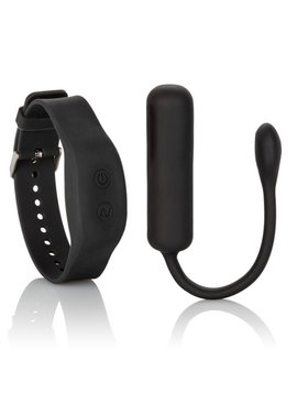 Cal Exotics Remote Wristband Petite Bullet