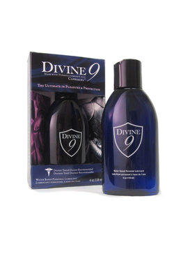 Divine 9 Lubricant Divine 9 Lubricant