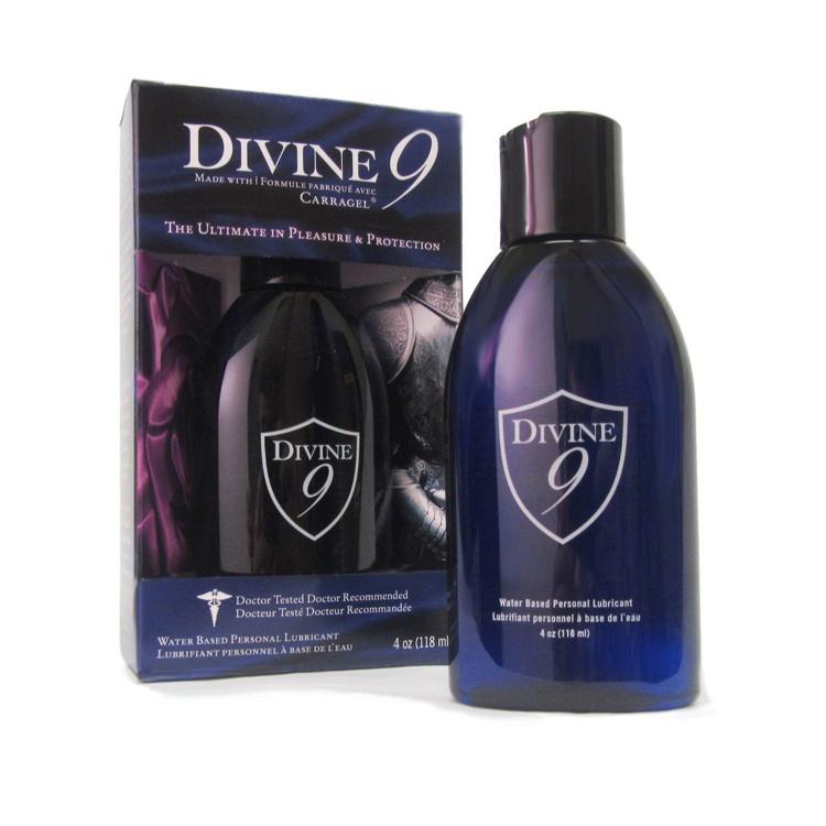 Divine Divine 9 Lubricant