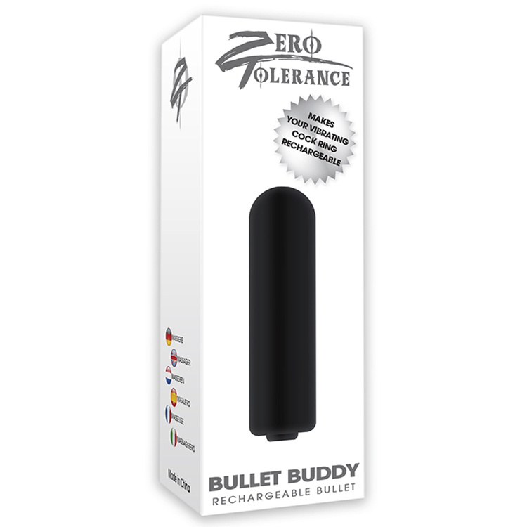 Zero Tolerance Bullet Buddy Vibe