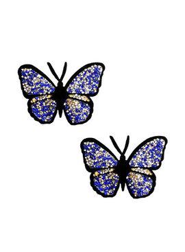 Neva Nude Pasties Bedazzled Butterfly Pasties