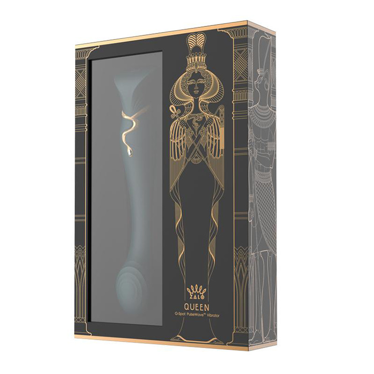Web Only Product ZALO Queen Vibrator Set