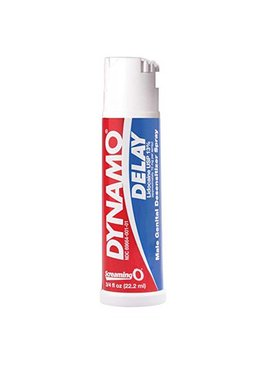 Screaming O Dynamo Delay Desensitizing Spray