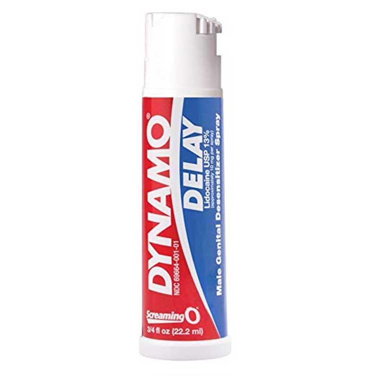 Screaming O Dynamo Delay