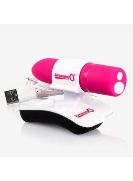 Screaming O Positive Remote Control Vibrator