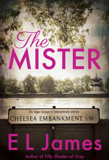 Joe Enterprise Books The Mister by E.L. James