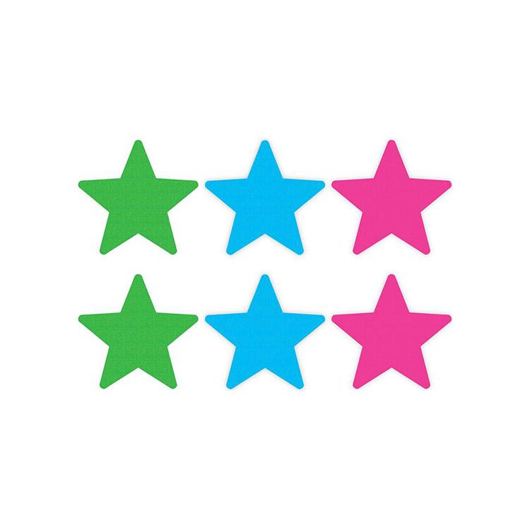 Peekaboo Pasties Neon Star Pasties