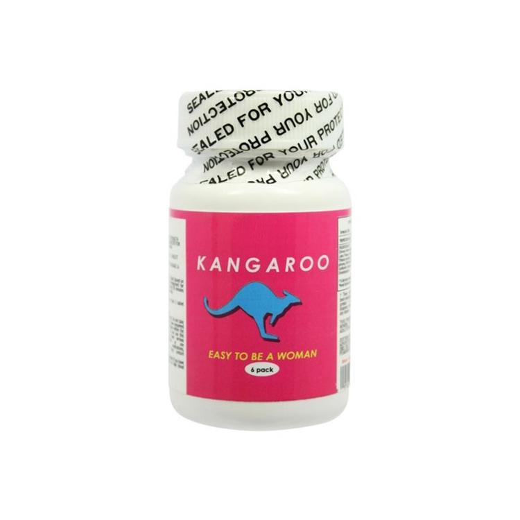Kangaroo Pills Kangaroo for Her - 6 Count