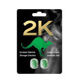 Kangaroo Pills Kangaroo 2K Supplement - For Him (2 Pack)