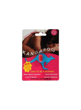 Kangaroo Pills Kangaroo Supplement Pill - For Her (Single Pack)