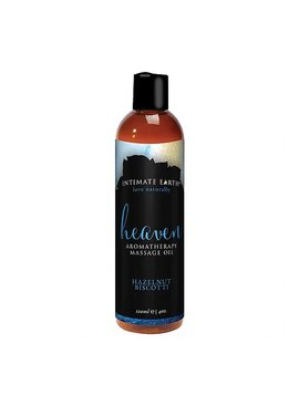 Intimate Earth Hazelnut Biscotti Massage Oil