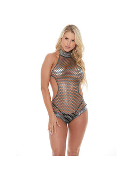 NA Come-Hither Cut Out Teddy