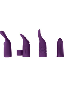 LOVERS Lovers Just the Tip Vibrator Kit