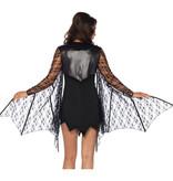 Bat Wing Shrug