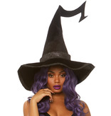 Velvet Witch Hat