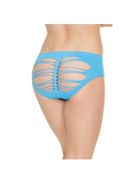 Stretchy Knit Slashback Panty