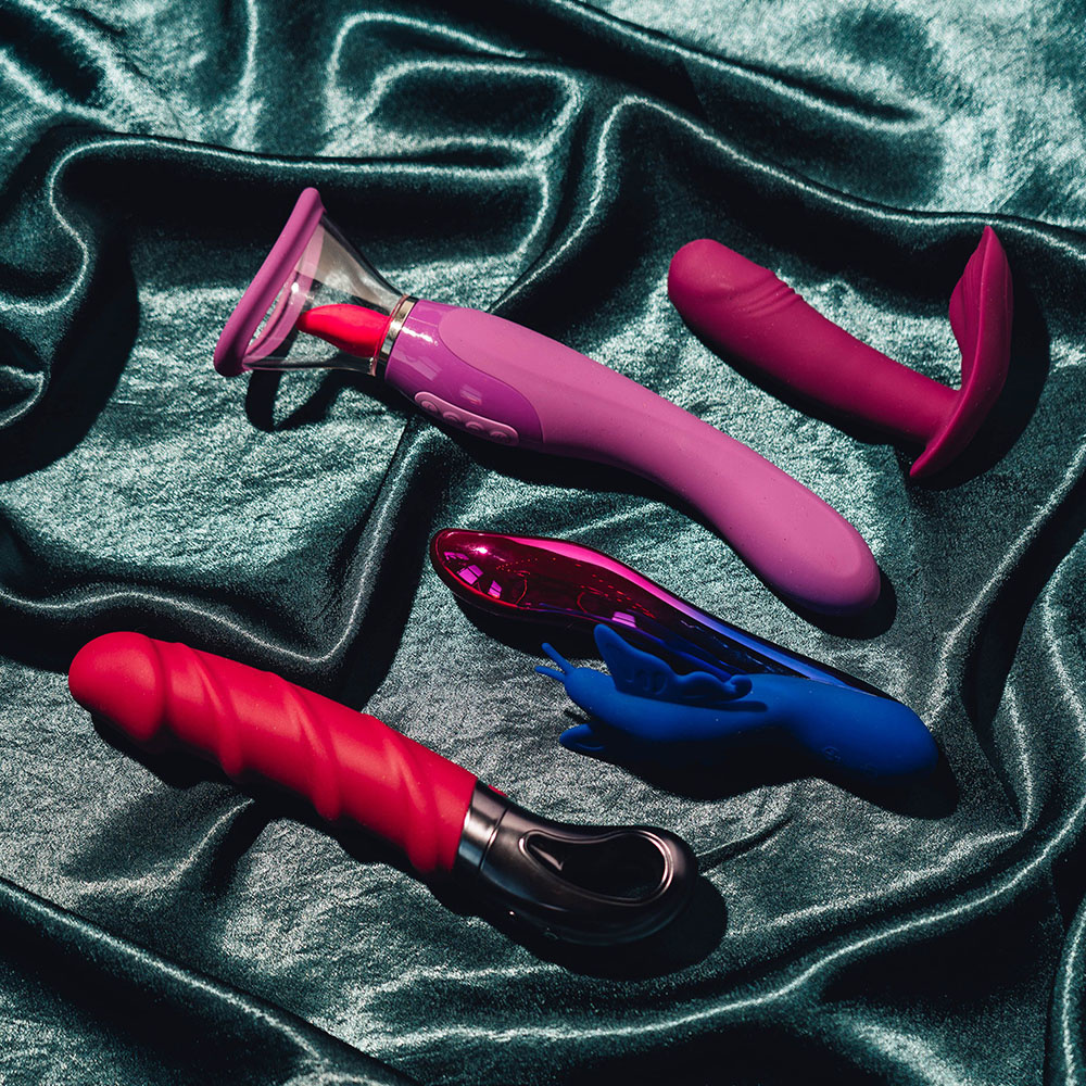LOVERS Lovers Night Rider Vibrator