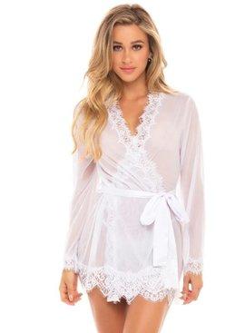 Oh La La Cheri Sheer Robe
