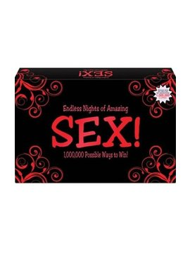 Bachelorette Sex Board Game